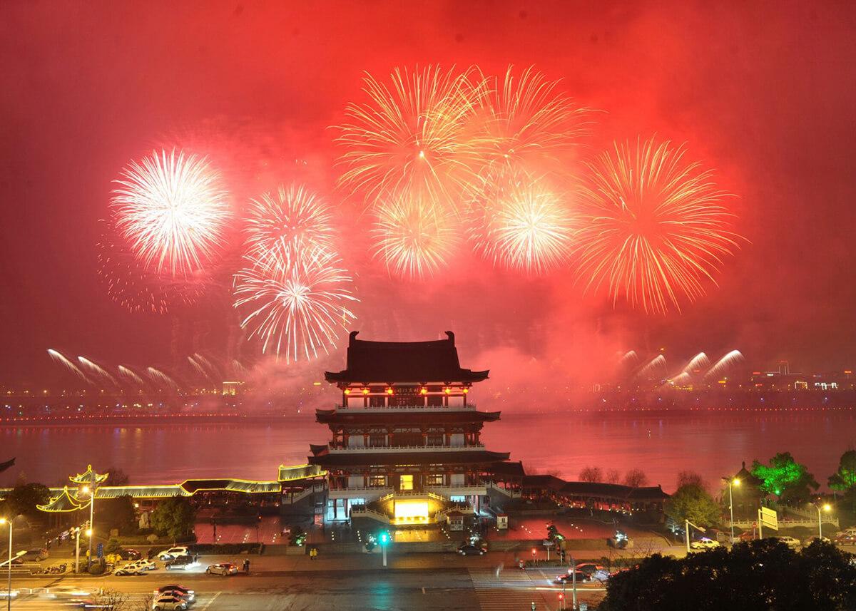 Новый год на Хайнань
