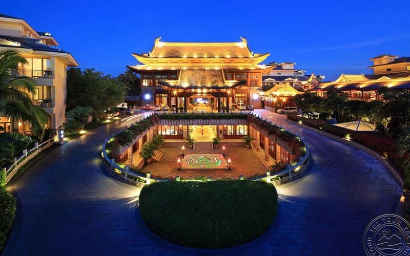 отели Хайнань