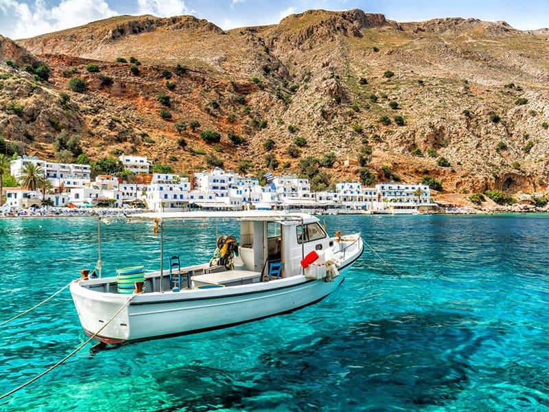 Раннее бронирование Греция 2020