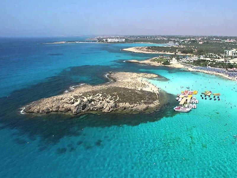 Раннее бронирование Кипр 2020